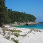 CIES ISLANDS / ISLAS CIES. Figueira beach
