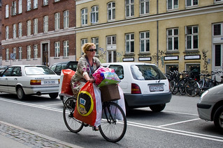 Carry on in Copenhagen | by Mikael Colville-Andersen