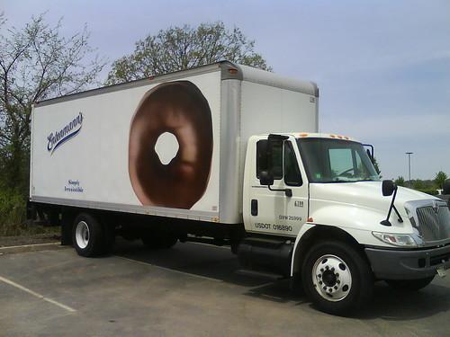 Entenmann S Box Truck Brick Nj 2 Taken At The Totowa