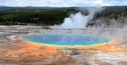 Grand Prismatic Spring, Yellowstone National Park | by Alaskan Dude