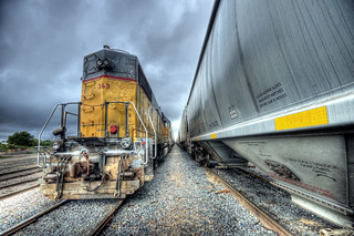 Union Pacific Train | by Evan Gearing (Evan's Expo)