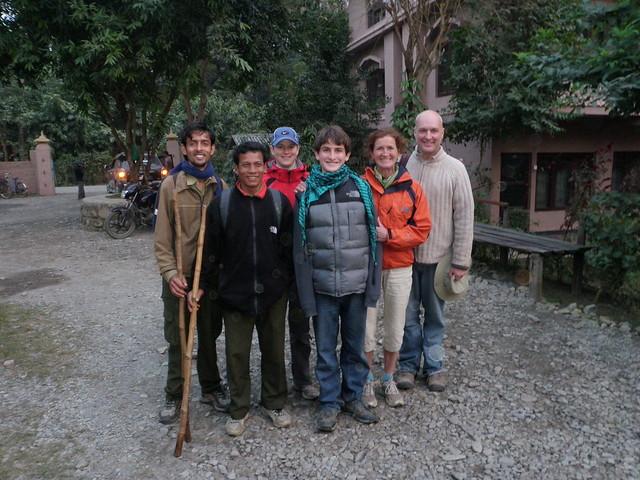 Chitwan Christmas 2009