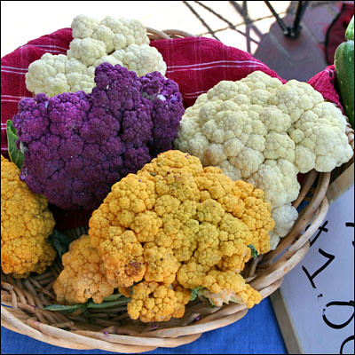 Cauliflower | by La Grande Farmers' Market