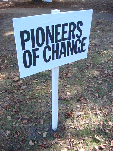 Pioneers of Change | by Nick Sherman