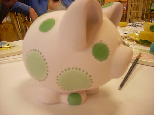Chloe's Piggy Bank | by juliehasinger