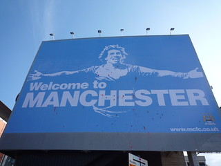 Man City welcomes Carlos Tévez to Manchester | by dullhunk