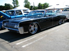 1964 lincoln continental convertible lowrider a lowrider 1 flickr. Black Bedroom Furniture Sets. Home Design Ideas