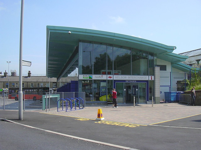 Nelson Interchange (Bus Station) Lancashire
