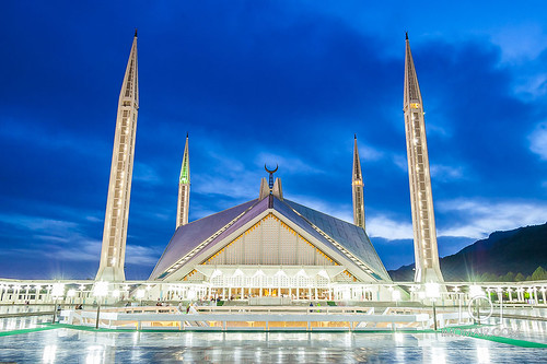 Faisal Mosque | by M.Omair