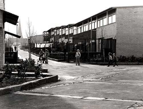 028871:Spires Lane Byker City Engineers 1976