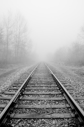 Foggy Tracks | by Kirpernicus