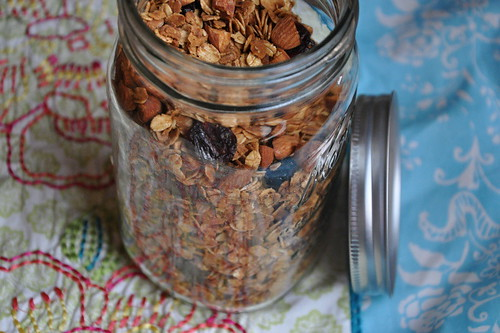 Cherry Almond Granola | by Turntable Kitchen