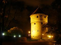 Башня Кик-ин-де-Кёк. Kiek in de kök