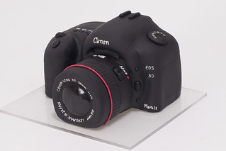 Canon 5D Cake | by studiocake