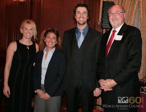 The Hamels Foundation and the World Affairs Council: A Winning Team for Education, November 17, 2009 | by World Affairs Council of Philadelphia
