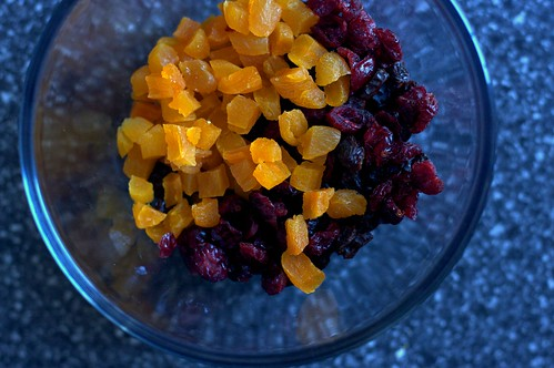 dried apricots, cranberries and raisins | by smitten kitchen