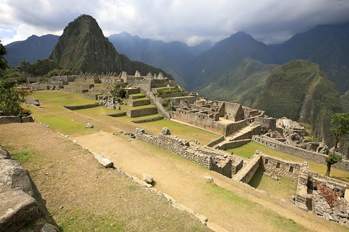 The ruins of Machu Picchu | by Alex E. Proimos