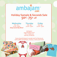 SampleSale_AMB_Dec09 | by travisjgood