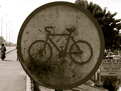 Bike Sign | by Jeff Attaway