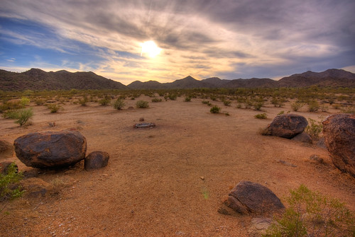 Sonoran Desert Sunset | by nebarnix