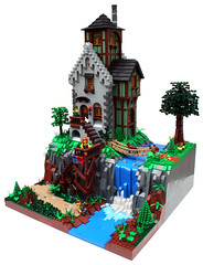 Waterfall house. | by Rocko™