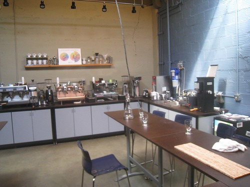 coffee lab, Visions Espresso | by rd2epiphany