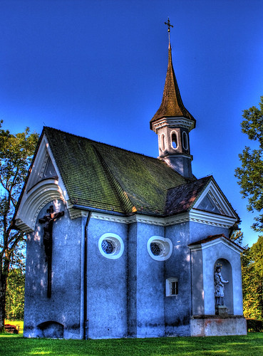 Nice, Small Church | by Mr. 604