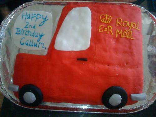 Postman Pat Birthday Cake Tesco