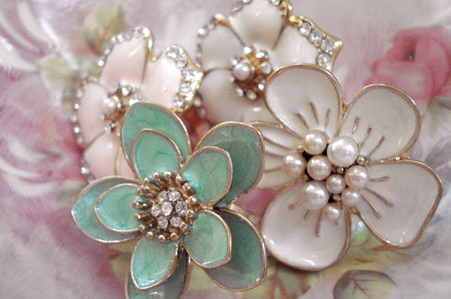Shabby Rings | by such pretty things
