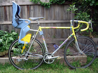 Oh the ignominy, 1991 Peugeot Aspin toddler carriage | by ajft