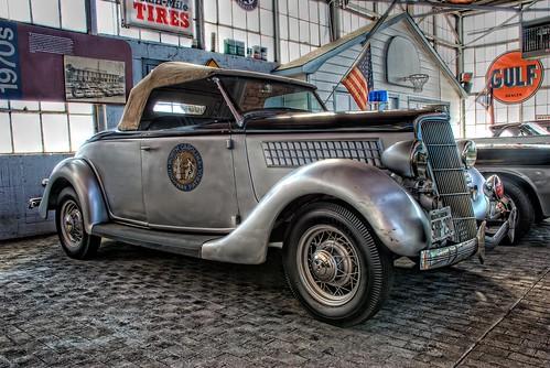 1935 Ford North Carolina Highway Patrol Car This