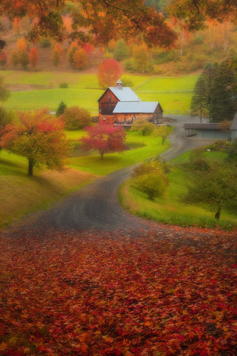 Vermont, Sleepy Hollow Dreams | by kevin mcneal