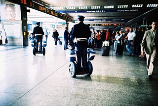 coppers on wheels | by golfpunkgirl