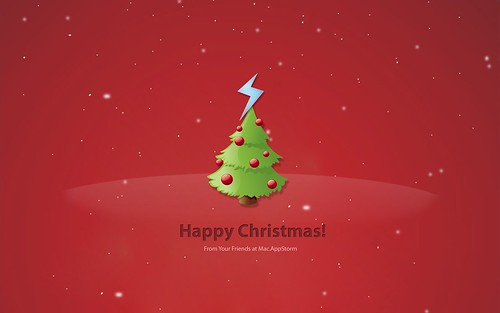 Christmas Wallpaper (Red) | by AppStorm