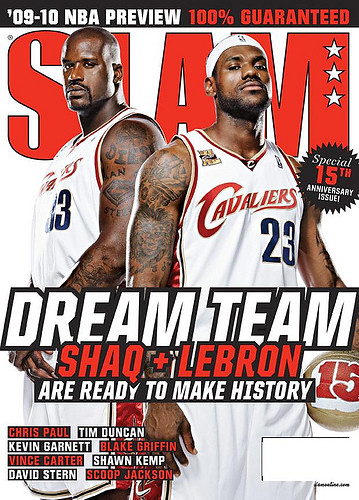 Slam 2009-2010 Cover | by Cavs History