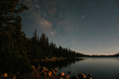 Milky Way Lake | by punkalooy