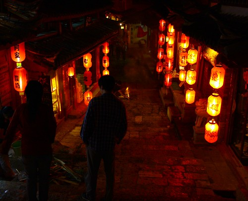 Lijiang, 15/08/2009 | by Fred Alix