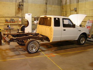 Rich's Electric Ford Ranger: Work In Progress | by theycallmebrant