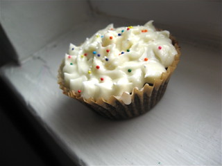 Wacky Cupcake W/ Sprinkles | by TheSophisticatedGourmet