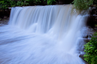 Chagrin Falls Waterfall | by sailwings