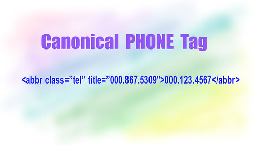 Canonical Phone Tag? | by Si1very