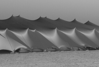 solarized tents | by versionz