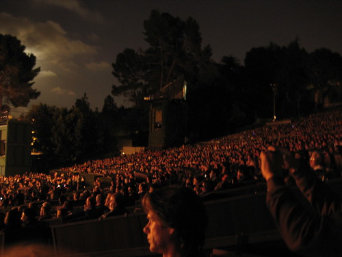 Full moon and Bowl audience | by hereinmalibu