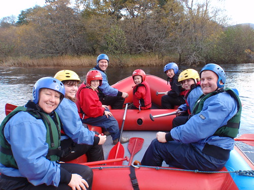 family rafting 29oct2009 | by Full On Adventure