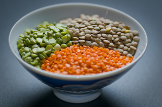 Lentils and Peas | by photobunny