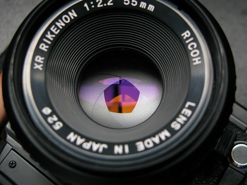Camera lens and aperture | by nayukim