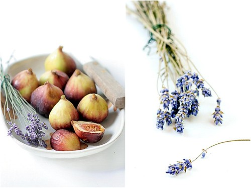 Figs and Lavender | by tartelette