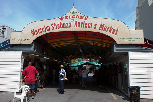 Malcolm Shabazz Harlem Market | by Mephisto_Puck