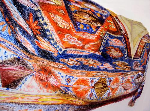 Le divan de freud d tail patrick chambon 2009 flickr for Divan de sigmund freud