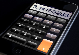 iPhone Calculator | by Dominic's pics